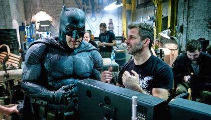 Ben-Affleck-as-Batman-and-Zack-Snyder