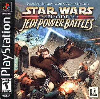 Star Wars - Episode I - Jedi Power Battle [U] [SLUS-01046]-front