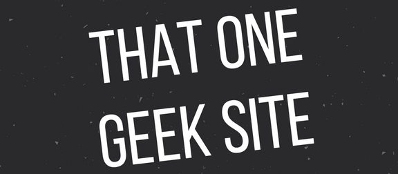 That One Geek Site